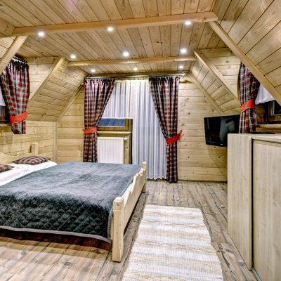 Osada Harenda Zakopane - sypialnia