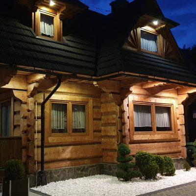 Osada Harenda - regionalne domki w Zakopanem